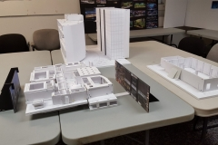 1/4 scale models made for pre-production of GOM!